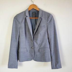 Aritzia Talula grey blazer, wool blend